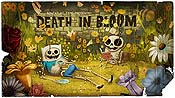 Death In Bloom Cartoon Picture