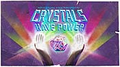 Crystals Have Power Cartoon Picture
