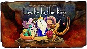 Loyalty To The King Cartoon Picture