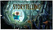 Storytelling Cartoon Picture
