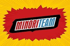 Minoriteam Episode Guide Logo