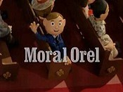 Orel's Movie Premiere Cartoon Character Picture