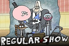 Regular Show Episode Guide Logo