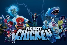 Robot Chicken Episode Guide Logo