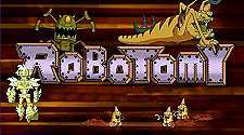 Robotomy Episode Guide Logo