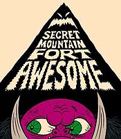 Secret Mountain Fort Love Cartoon Picture