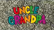 Uncle Grandpa Sitter Picture To Cartoon