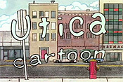 Utica Cartoon