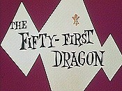 The Fifty-First Dragon Cartoon Picture