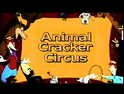 Animal Cracker Circus Picture Into Cartoon