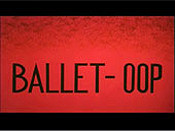 Ballet-Oop Cartoon Character Picture