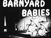Barnyard Babies Picture Into Cartoon
