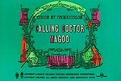 Calling Doctor Magoo Picture To Cartoon