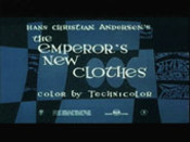 The Emperor's New Clothes Cartoon Picture