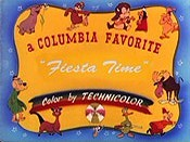 Fiesta Time Cartoon Picture