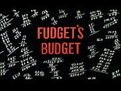 Fudget's Budget Picture To Cartoon