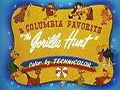 The Gorilla Hunt Cartoon Pictures