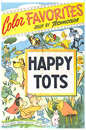 Happy Tots Cartoon Picture