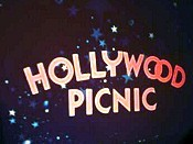 Hollywood Picnic Cartoon Picture