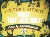 House That Jack Built The Cartoon Pictures