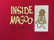 Inside Magoo Free Cartoon Picture