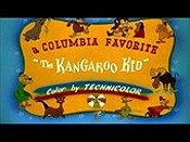 The Kangaroo Kid The Cartoon Pictures