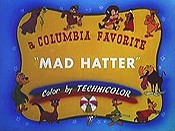 Mad Hatter Cartoon Picture
