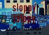 Sloppy Jalopy Cartoon Picture