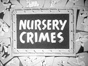 Nursery Crimes Cartoon Picture