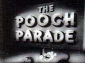 The Pooch Parade Cartoon Picture