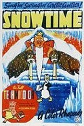 Snowtime Cartoon Picture