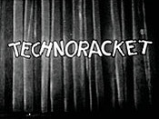 Technoracket Cartoon Character Picture