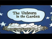 The Unicorn In The Garden Picture To Cartoon
