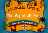 The Way Of All Pests Cartoon Picture