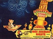 1001 Arabian Nights Cartoon Picture