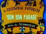 Bon Bon Parade Pictures Of Cartoons