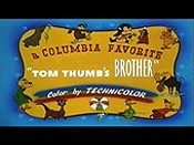 Tom Thumb's Brother Cartoon Picture