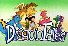 Dragon Tales Episode Guide Logo