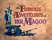 Mr. Magoo's The Three Musketeers: Part 1 Cartoon Picture
