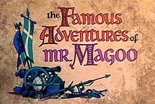 The Famous Adventures of Mister Magoo Episode Guide Logo