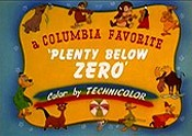 Plenty Below Zero Pictures Cartoons