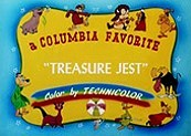 Treasure Jest Cartoon Picture