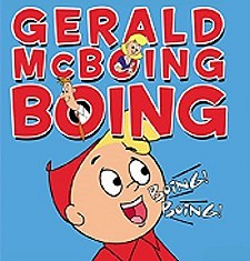 The Gerald McBoing-Boing Show Episode Guide Logo