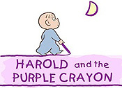 Harold and the Purple Crayon Picture Of The Cartoon