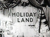 Holiday Land Cartoon Picture