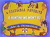 A-Hunting We Won't Go Cartoon Pictures