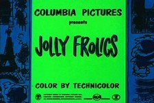 Jolly Frolics Theatrical Cartoon Series Logo