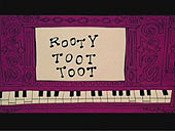 Rooty Toot Toot Cartoon Character Picture