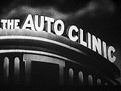 The Auto Clinic Cartoon Picture