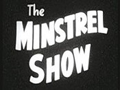 The Minstrel Show Cartoon Picture